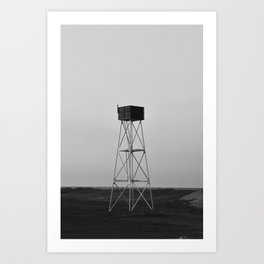 Lookout Art Print