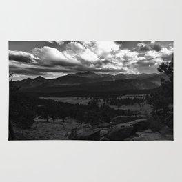 Longs Peak - Rocky Mountain National Park Rug