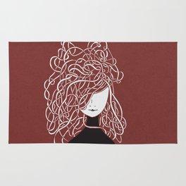 Iconia Girls - Olivia Marsala Rug