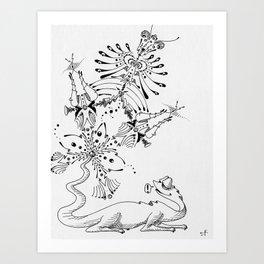 1.023 Art Print