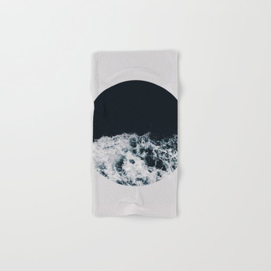Ocean Moon #society6 #decor #buyart Hand & Bath Towel