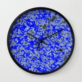 Bluberry Bubble Bop Wall Clock