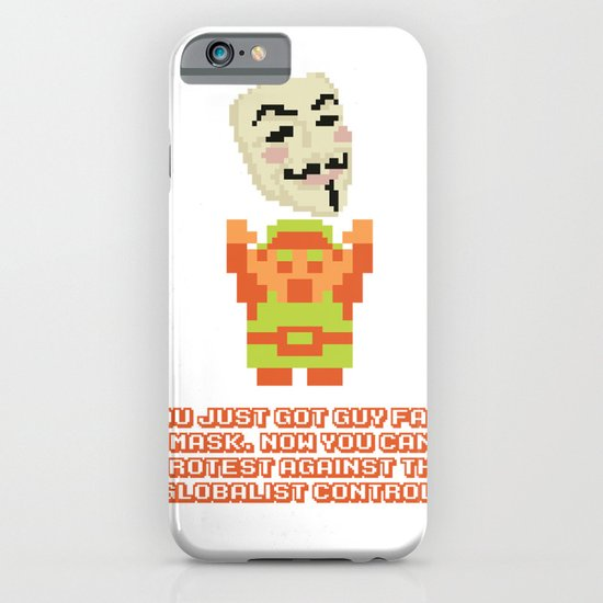 Legend of Guy iPhone & iPod Case