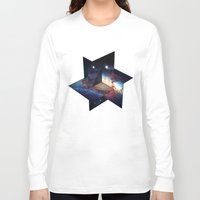 planes Long Sleeve T-shirts featuring Planes by LAMEBOT