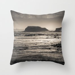 Saltwick Nab Throw Pillow