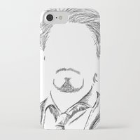 tony stark iPhone & iPod Cases featuring Tony Stark by  Steve Wade ( Swade)