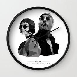 Leon, the professional Wall Clock