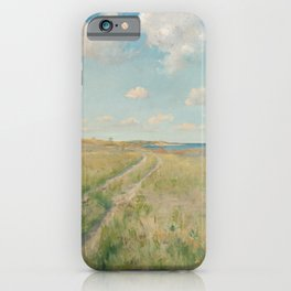 The Old Road to the Sea, 1893 iPhone Case