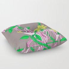 Deathvslife4 Floor Pillow