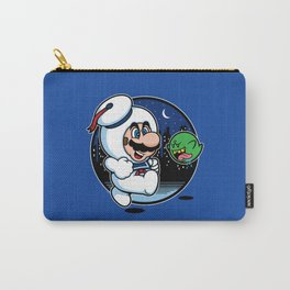 Super Marshmallow Bros. Carry-All Pouch