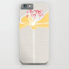 Cherry Blossom: Stone Slim Case iPhone 6s