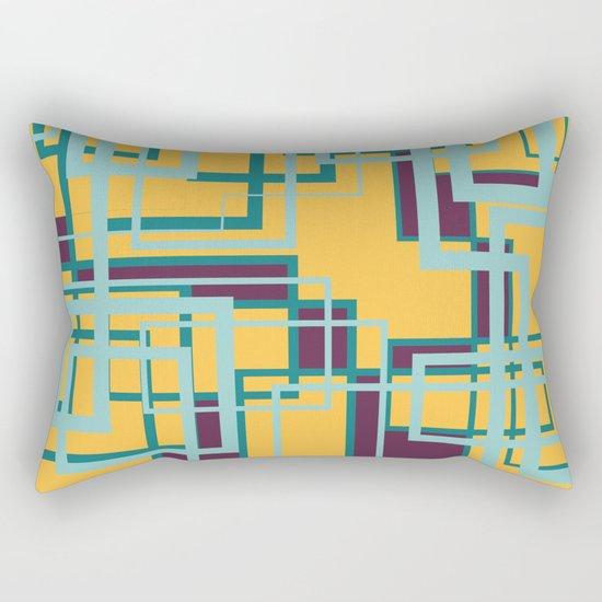 TrailsIII Rectangular Pillow