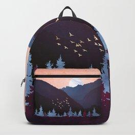 Mulberry Dusk Backpack