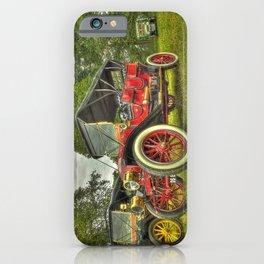 Stanley Steam Car iPhone Case