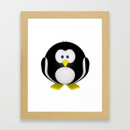 Penguin Framed Art Print