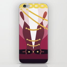 Stay Close to Me iPhone Skin