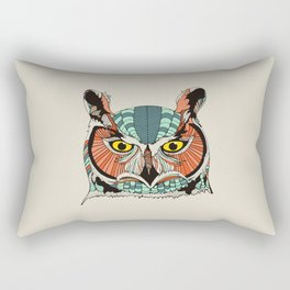 OWLBERT Rectangular Pillow