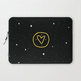 Target Heart Laptop Sleeve