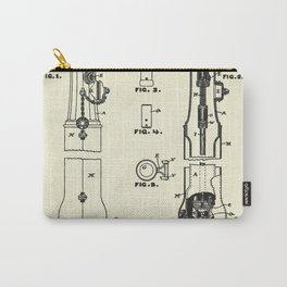 Hydrant-1889 Carry-All Pouch