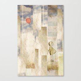 Take Flight Canvas Print