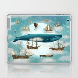 Ocean Meets Sky - revised Laptop & iPad Skin