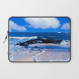 Hawaiian beach2 Laptop Sleeve
