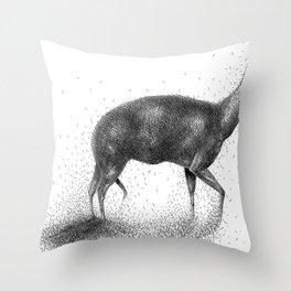 Ciervo Throw Pillow