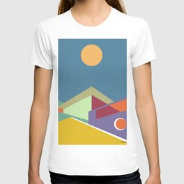 Living in the City Serie - Equilibrium T-shirt