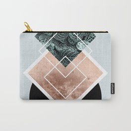 Geometric Composition 5 Carry-All Pouch
