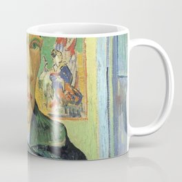 Self Portrait With Bandaged Ear Vincent van Gogh Coffee Mug