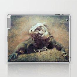 Big bad Lizard! Laptop & iPad Skin