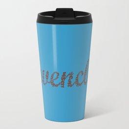 One word - Ravenclaw Travel Mug