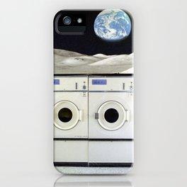 Space Coast Laundry iPhone Case
