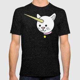 Caticorn: Rare with Rainbow T-shirt