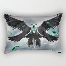 Tormenta De Murcielago Rectangular Pillow