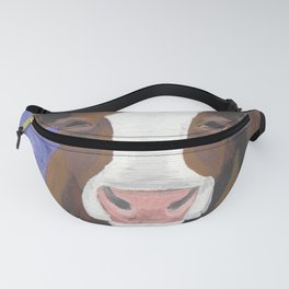 A Cow Named Beulah Fanny Pack