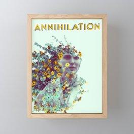 Are you Lena? Framed Mini Art Print