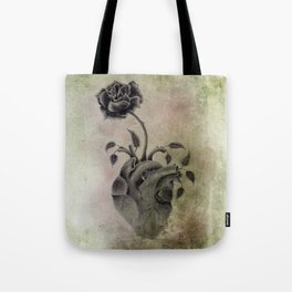 """""""Thorns in my Heart""""  Tote Bag"""