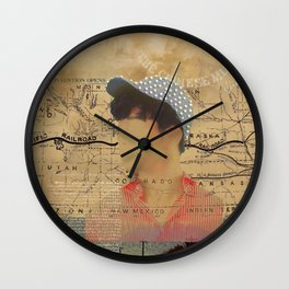 I.AM.U.S. Wall Clock