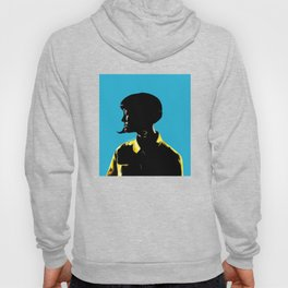 Katy Perr Portrait Art - This Is How We Do (Music Video)  Hoody