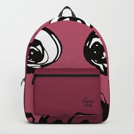 Heartey - berry Backpack