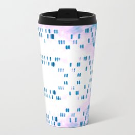 It's all in the DNA Metal Travel Mug
