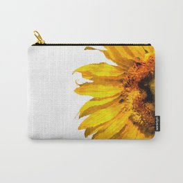Simply a sunflower Carry-All Pouch