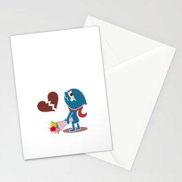 Ninja! Secret picture scroll of Anko Ogura. Stationery Cards