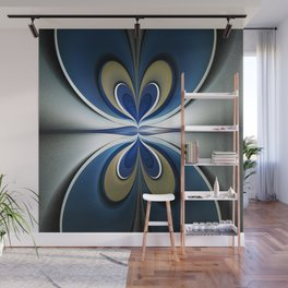 Beating as One Wall Mural