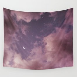 Consider me a satellite forever orbiting Wall Tapestry