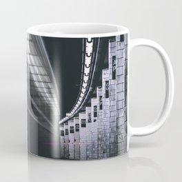 The Subway (Color) Coffee Mug