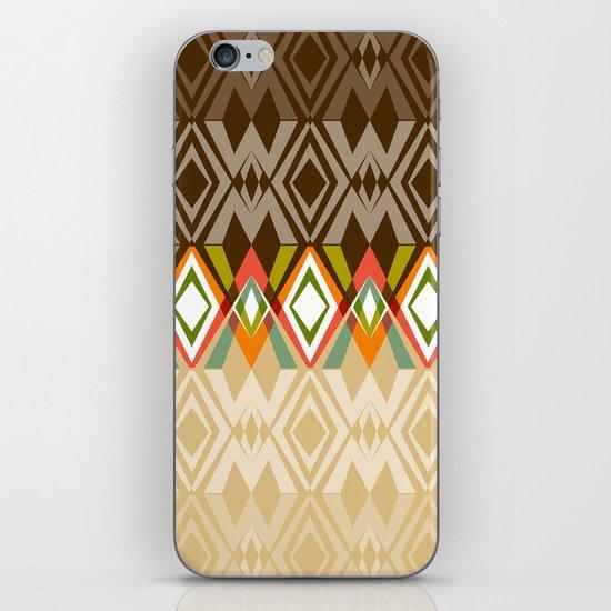 milimani 9 iPhone & iPod Skin