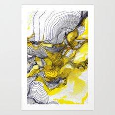 eygalières Art Print