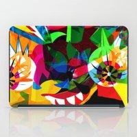 diablo iPad Cases featuring diablo 2 by Alvaro Tapia Hidalgo